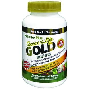 Natures Plus Source Of Life Gold Tab 180